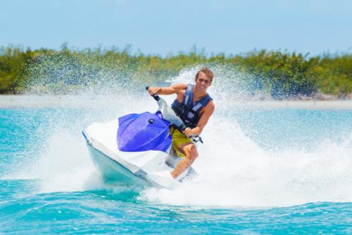 Jet ski Florida